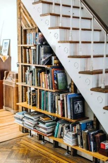 Wonderful Home Library Design Ideas To Make Your Home Look Fantastic 25
