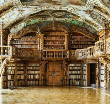 Wonderful Home Library Design Ideas To Make Your Home Look Fantastic 54