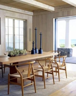 Adorable Summer Dining Room Design Ideas 08