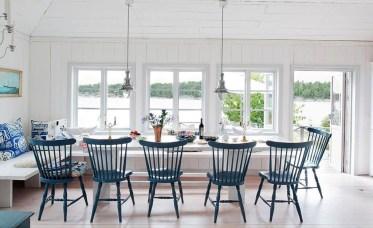 Adorable Summer Dining Room Design Ideas 12
