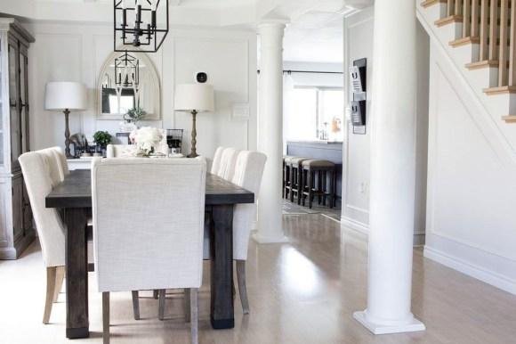 Adorable Summer Dining Room Design Ideas 17