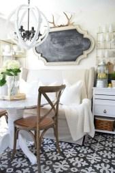 Adorable Summer Dining Room Design Ideas 36