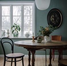 Adorable Summer Dining Room Design Ideas 41