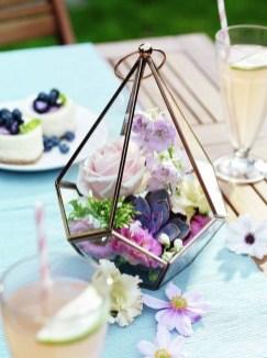Adorable Summer Dining Room Design Ideas 46