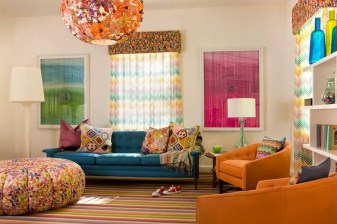Affordable Retro Style Ideas For Your Interior Design 24