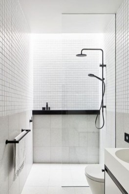 Amazing Bathroom Shower Remodel Ideas On A Budget 25