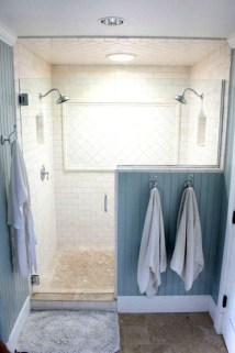 Amazing Bathroom Shower Remodel Ideas On A Budget 39