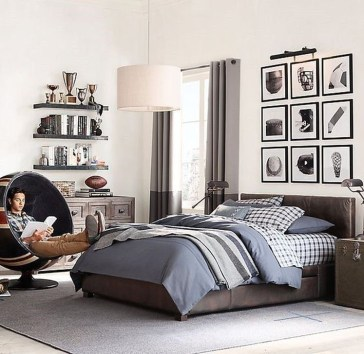 Astonishing Bedroom Design Ideas For Boys 17