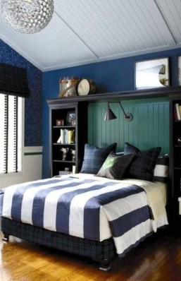Astonishing Bedroom Design Ideas For Boys 27