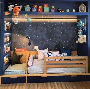 Astonishing Bedroom Design Ideas For Boys 35