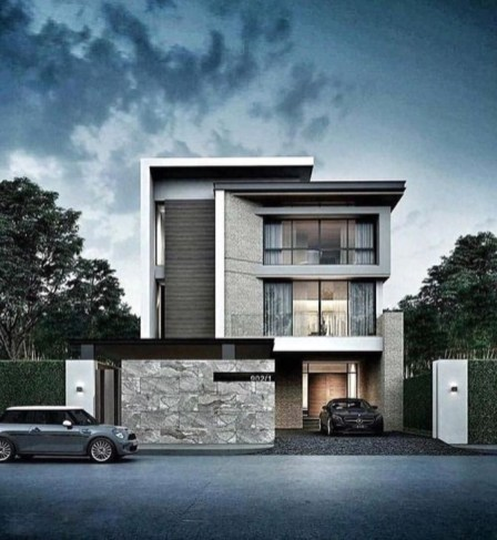 Awesome Home Exterior Design Ideas 02