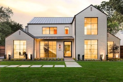 Awesome Home Exterior Design Ideas 39