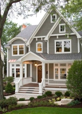 Awesome Home Exterior Design Ideas 55