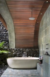 Best Ideas For Outdoor Bathroom Design 42
