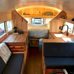 Best RV Remodels Ideas On A Budget 04
