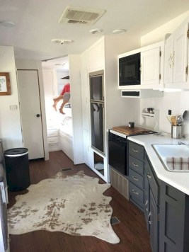 Best RV Remodels Ideas On A Budget 27