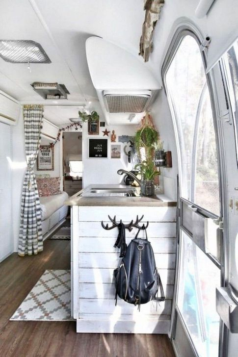 Best RV Remodels Ideas On A Budget 31