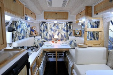Best RV Remodels Ideas On A Budget 34