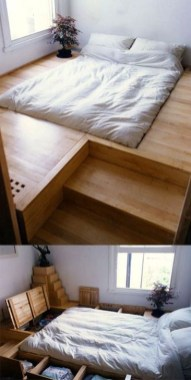Brilliant Storage Ideas For Small Spaces 44