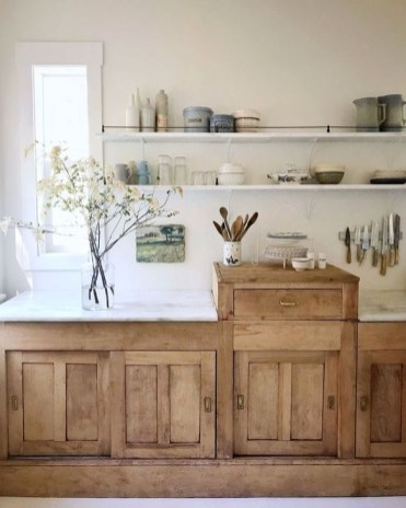 Classy Wooden Kitchen Island Ideas For Your Kitchen 23