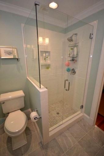 Comfy Bathroom Design Ideas With Shower Concept 16
