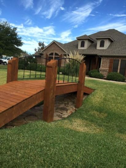 Cool Garden Bridge Ideas You Will Totally Love 03