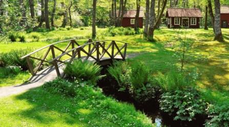 Cool Garden Bridge Ideas You Will Totally Love 05