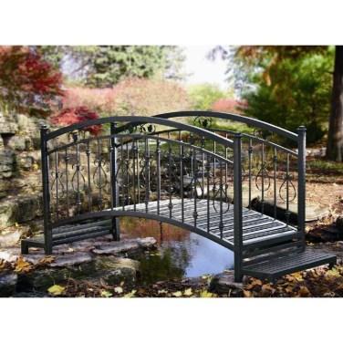 Cool Garden Bridge Ideas You Will Totally Love 07