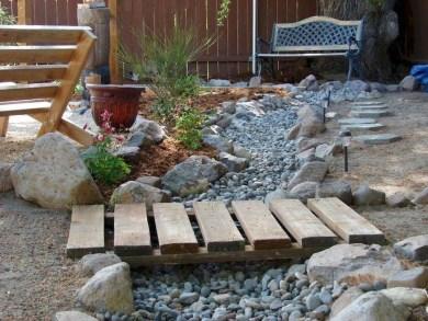 Cool Garden Bridge Ideas You Will Totally Love 14