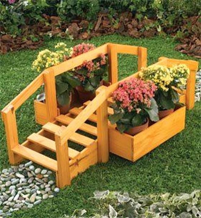 Cool Garden Bridge Ideas You Will Totally Love 27
