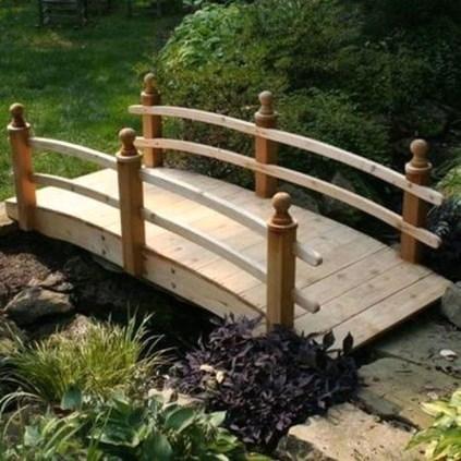 Cool Garden Bridge Ideas You Will Totally Love 48