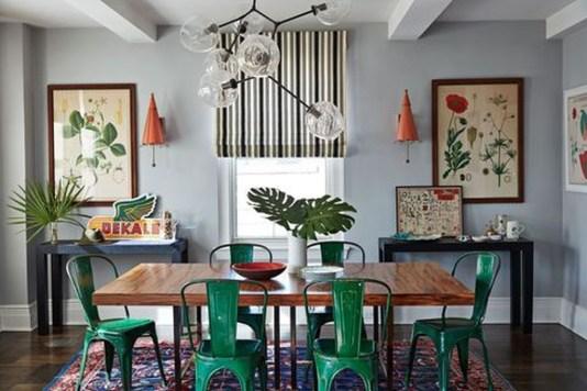 Cozy Asian Dining Room Design Ideas 18