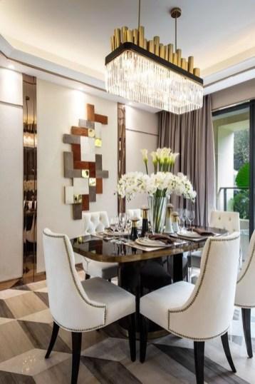 Cozy Asian Dining Room Design Ideas 23