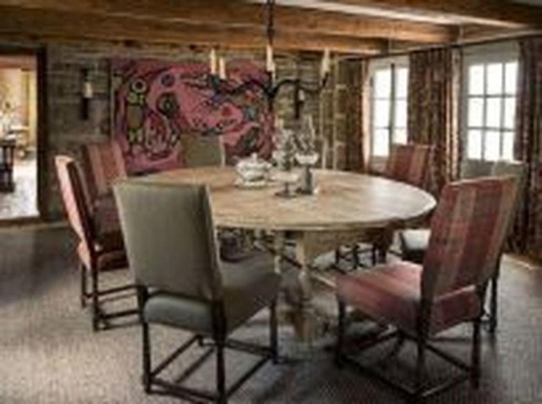 Cozy Asian Dining Room Design Ideas 24