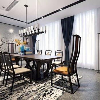 Cozy Asian Dining Room Design Ideas 25