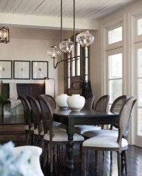 Cozy Asian Dining Room Design Ideas 30