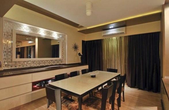 Cozy Asian Dining Room Design Ideas 34