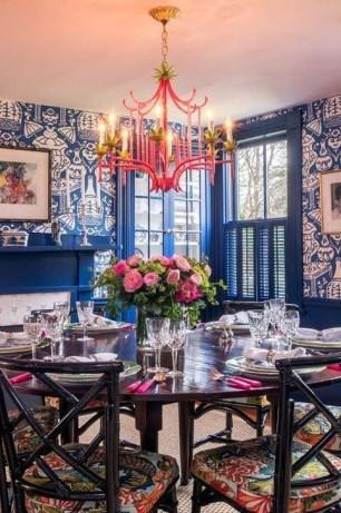 Cozy Asian Dining Room Design Ideas 42
