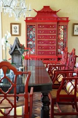 Cozy Asian Dining Room Design Ideas 44