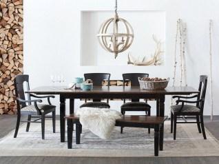 Cozy Asian Dining Room Design Ideas 49