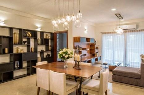 Cozy Asian Dining Room Design Ideas 50