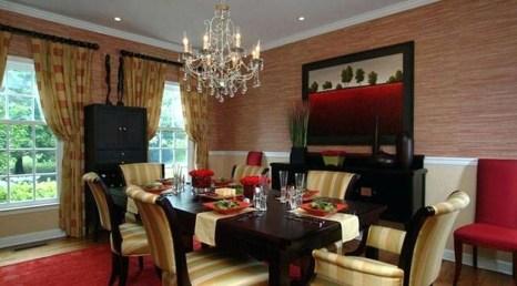 Cozy Asian Dining Room Design Ideas 52