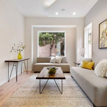 Easy And Simple Neutral Living Room Design Ideas 07