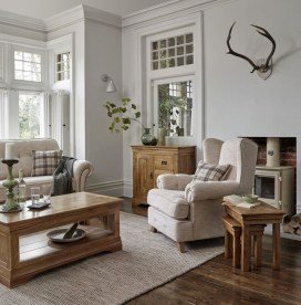 Easy And Simple Neutral Living Room Design Ideas 24