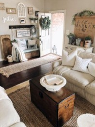 Easy And Simple Neutral Living Room Design Ideas 29