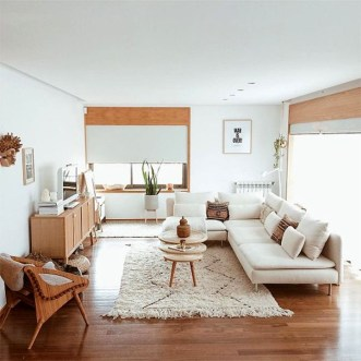 Easy And Simple Neutral Living Room Design Ideas 44