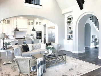Easy And Simple Neutral Living Room Design Ideas 47