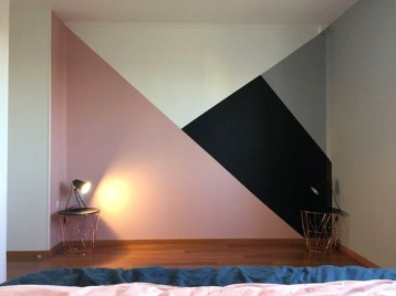 Gorgeous Wall Painting Ideas That So Artsy 30