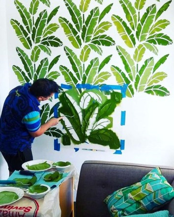 Gorgeous Wall Painting Ideas That So Artsy 31