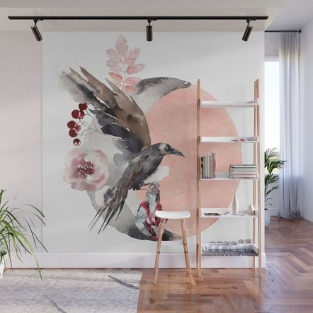 Gorgeous Wall Painting Ideas That So Artsy 33